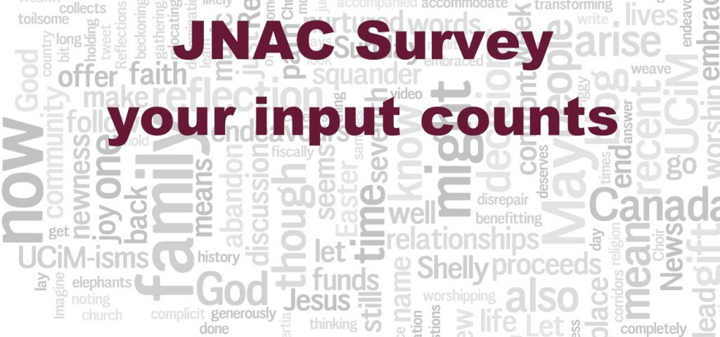 Feature: JNAC Survey