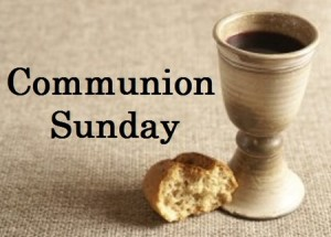 Worship ~ Communion