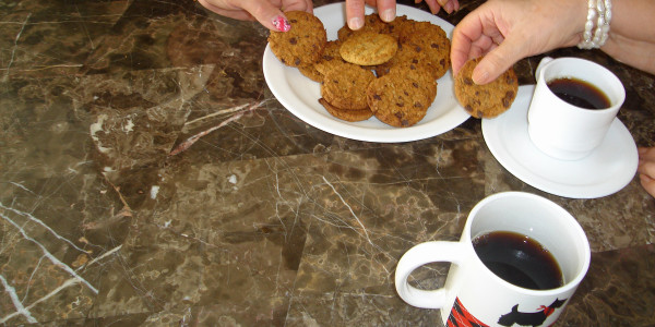 Coffe and Cookies night February