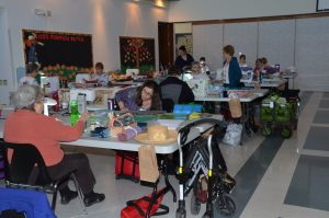 Quilting Group @ United Church in Meadowood