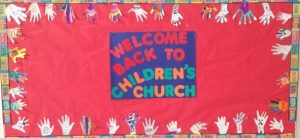 Children's Church  -  First Day Back! @ United Church in Meadowood
