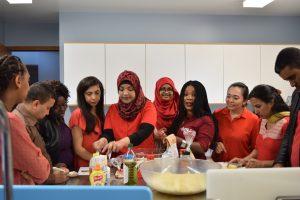 Friendship Kitchen @ UCiM kitchen