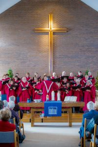 Choir   -  Cancelled @ United Church in Meadowood