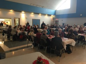 Senior's Lunch  with guests Jeanne Sauve Choir @ United Church in Meadowood | Winnipeg | Manitoba | Canada