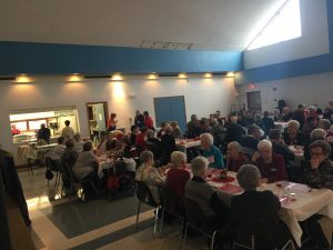 Senior's Lunch @ United Church in Meadowood | Winnipeg | Manitoba | Canada