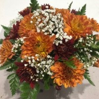 Meadowood Seniors Club  -  Flower Arranging Workshop @ United Church in Meadowood