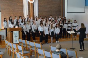 CJS Choir Concert @ United Church in Meadowood