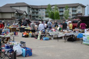 Garage Sale  for Habitat for Humanity @ United Church in Meadowood