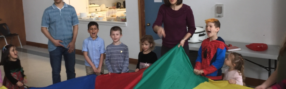 Children's Church activities