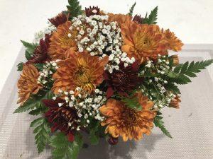 Meadowood Seniors Club  -  Flower Arranging Workshop @ United Church in Meadowood