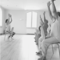 Chair Yoga  -  Cancelled @ United Church in Meadowood
