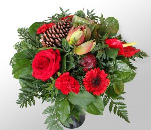 Christmas Flower Arranging Workshop @ United Church in Meadowood